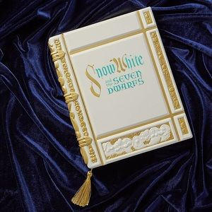 🌟Storybook Journal Snow White & the Seven Dwarfs
